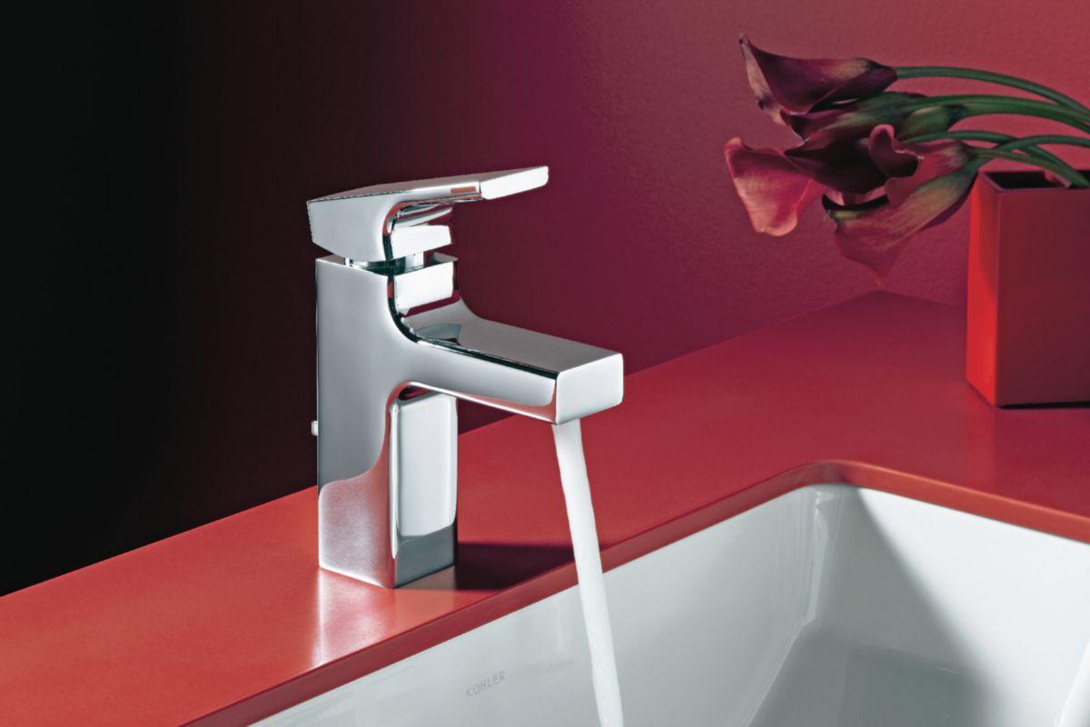 Salle De Bain Frise Douche ~ mitigeur lavabo strayt avec vidage envie de salle de bain