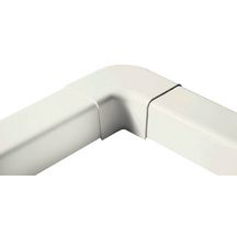 Angle apparent pour goulotte 140x90 1407CP