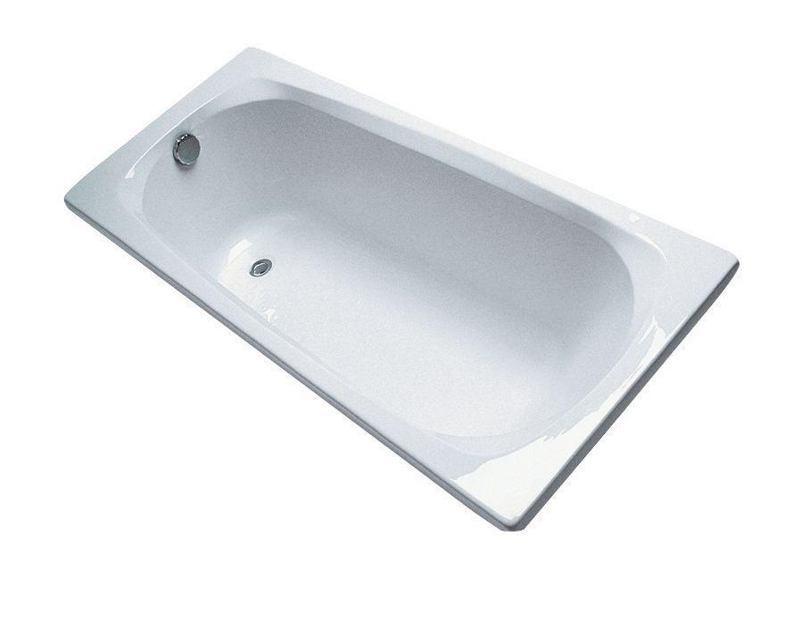 Baignoire A Encastrer Ulysse 170x70cm Blanc Ref P104101 Porcher