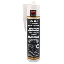 Mastic contact alimentaire C.310ml réf 893254