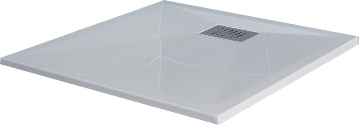 Receveur KINESURF bpc 160 x 90 blanc rdiam 605 Réf. RD605 - KINEDO ...