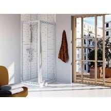 Porte de douche tipica pv 90cm pour receveur carr ou - Porte douche pivotant ...