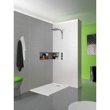 Receveur kinesurf bpc 120x80 blanc r f rd625 kinedo douche sanitaire cedeo - Receveur de douche kinesurf ...
