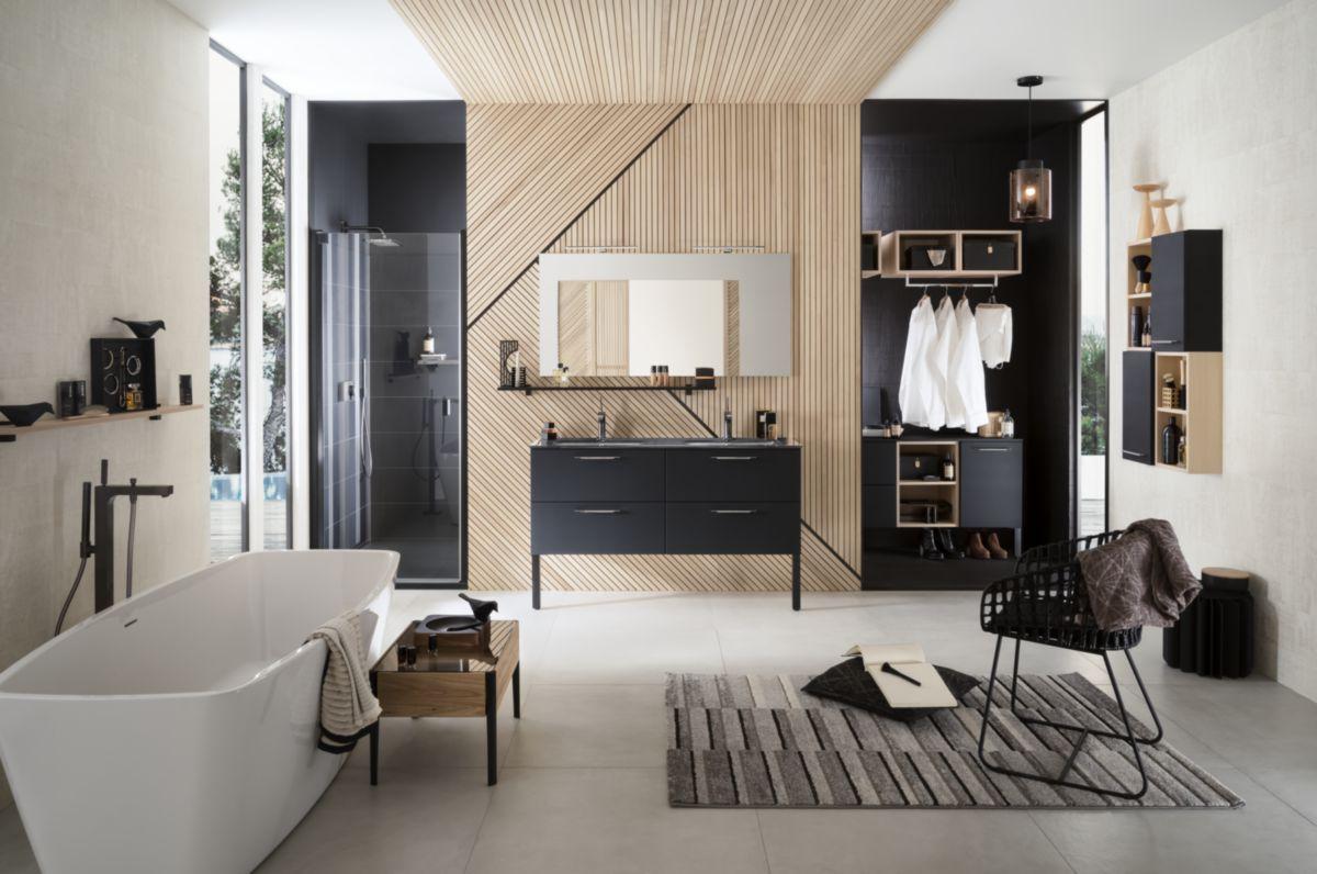 delpha miroir hauteur 69 cm longueur 140 cm r f. Black Bedroom Furniture Sets. Home Design Ideas