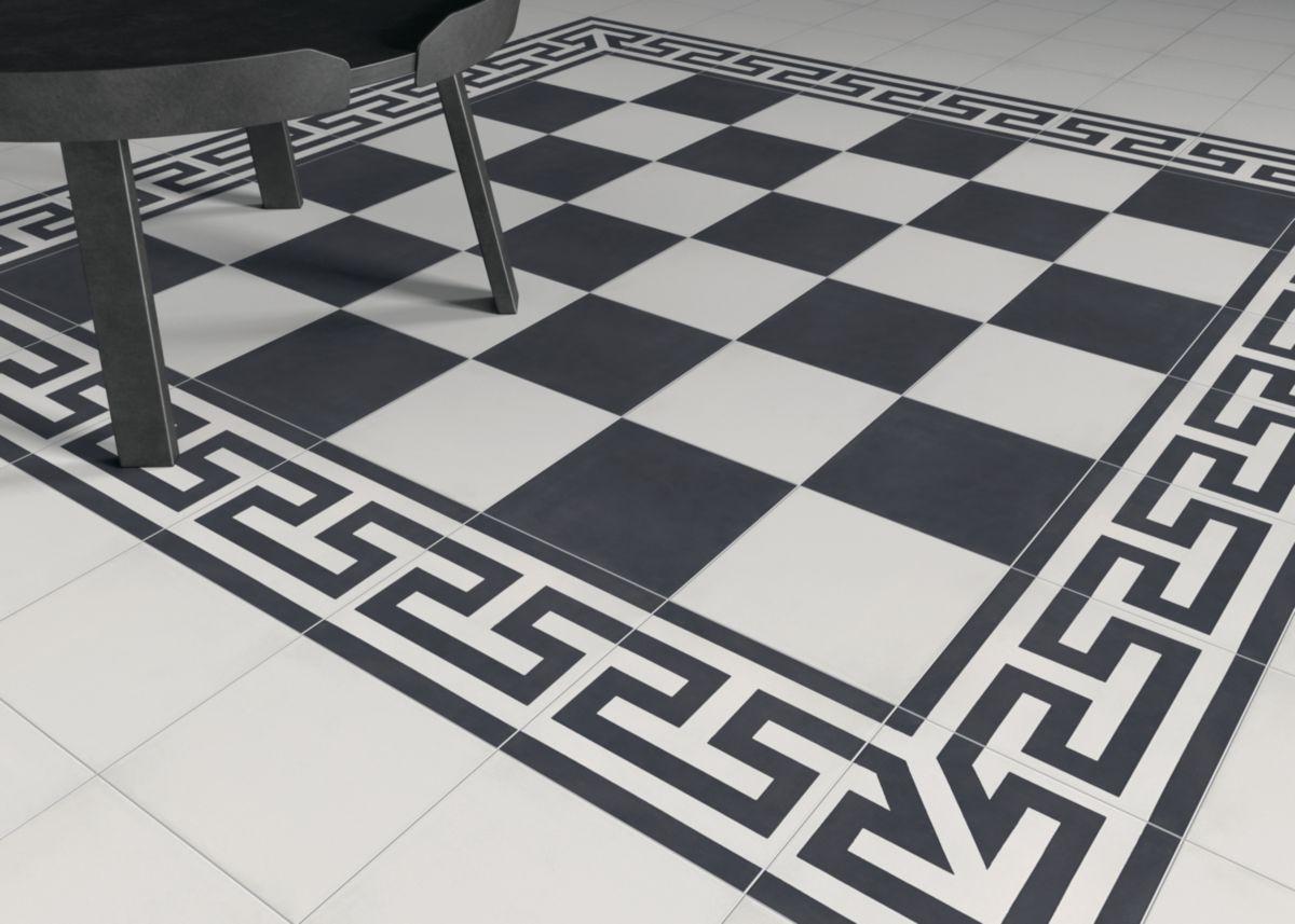 bati orient carreaux ciment finest carreau de ciment uni cino anthracite x cm p cm bati orient. Black Bedroom Furniture Sets. Home Design Ideas