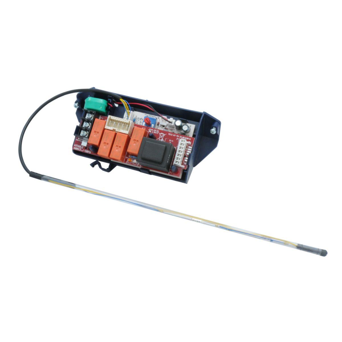 Ensemble thermostat électronique TRI 400V VM Réf. 70217