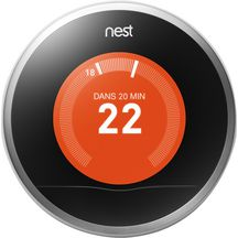 Thermostat NEST 2�me g�n�ration R�f T200677