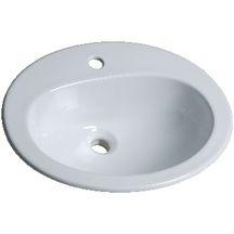 Vasque à encastrer ovale PRIMEO 2