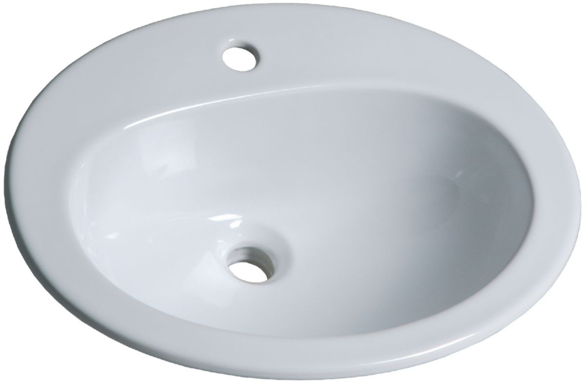 Vasques - Lavabos, Vasques, Bidets - Sanitaire - Brossette
