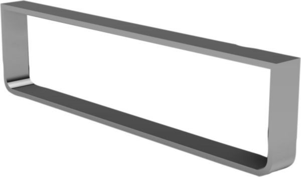 Console porte-serviettes métal