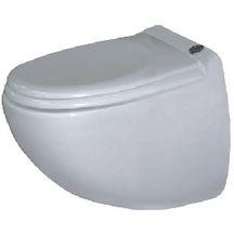 Broyeur W40SP intégré au WC suspendu