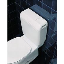 r servoir attenant simple touche blanc alimentation par le. Black Bedroom Furniture Sets. Home Design Ideas