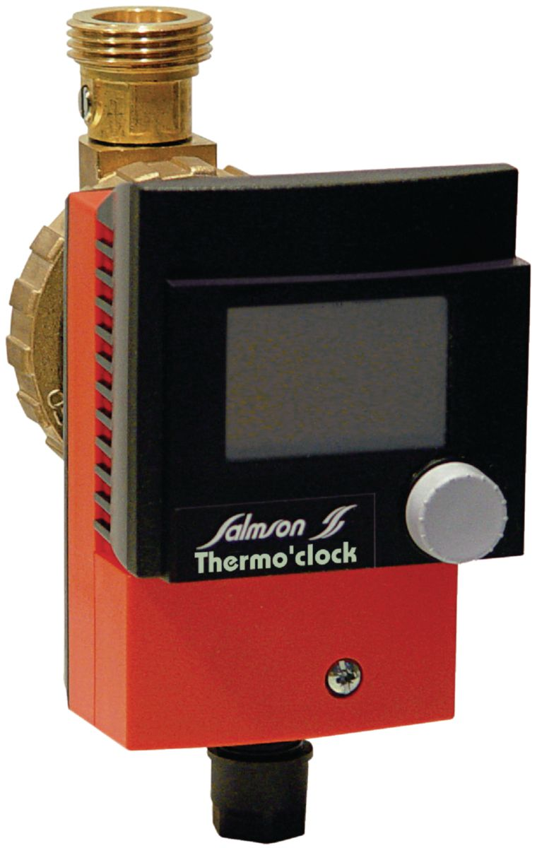 Circulateur eau chaude sanitaire THERMO''CLOCK - SB04 - 15T DN 26 x 34