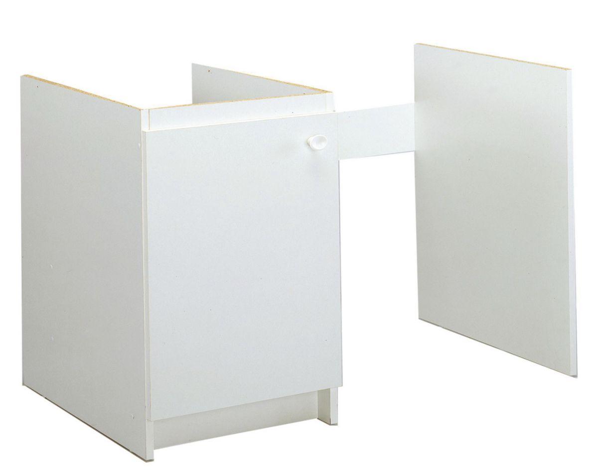 moderna meuble cuisinette m lamin pour lave vaisselle. Black Bedroom Furniture Sets. Home Design Ideas
