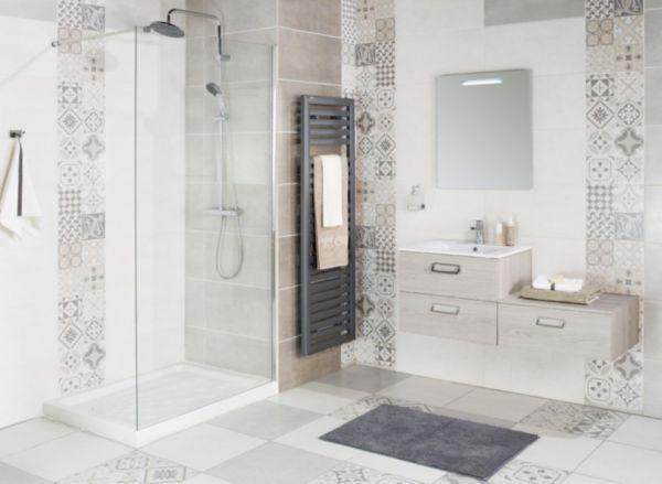 Styles, produits et solutions pour vos travaux de salle de bain