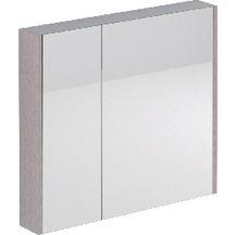 Coté décor pour armoire de toilette Day by Day cérusé gris