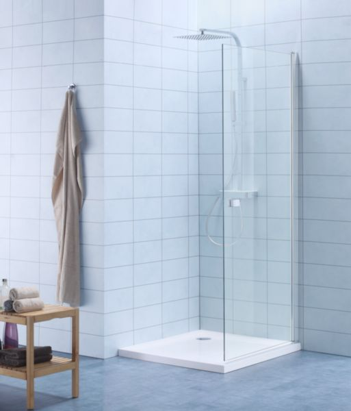 Paroi de douche DOMINO pivotante 60cm
