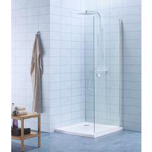 Paroi de douche pivotante DOMINO L90 cm