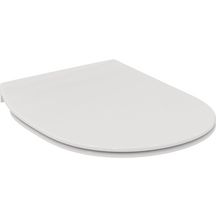 Abattant Connect standard ultra fin blanc réf E772301