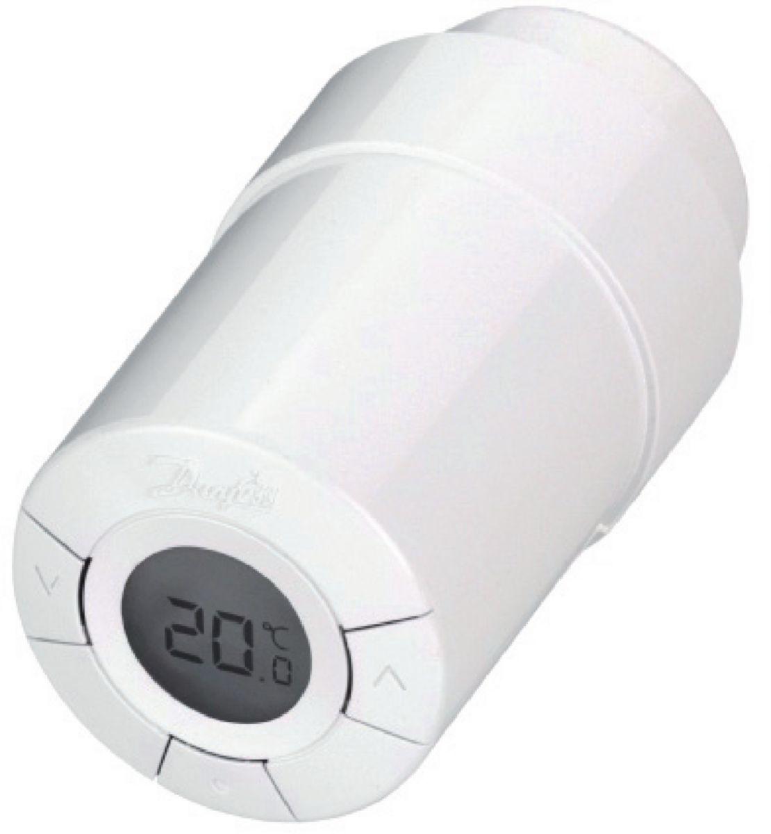 Tête électronique Danfoss Living connect réf. 014G0002