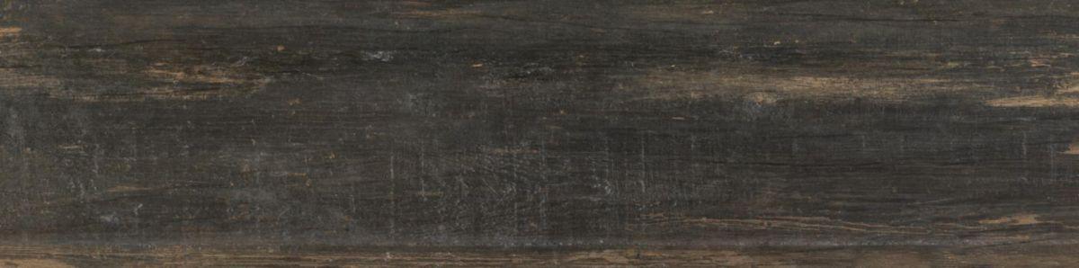 Carrelage sol intérieur grès cérame Village - dark - 24,8x100 cm