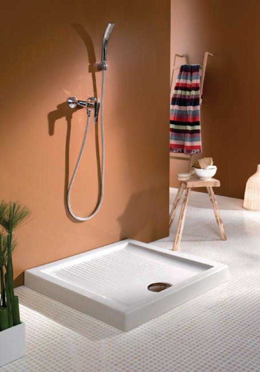 jacob delafon receveur poser kyreo 80 x 80 cm en. Black Bedroom Furniture Sets. Home Design Ideas