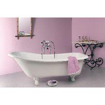 baignoire ilot beton de synthese baignoire de synthse. Black Bedroom Furniture Sets. Home Design Ideas