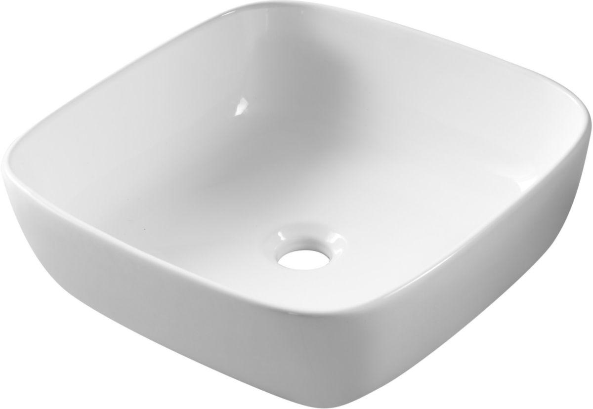 Vasque à poser DAILY'C carrée