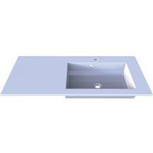 Plan-vasque PLENITUDE, L 105 cm