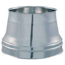 Cone de finition inox Inox DP d125 R�f 197712
