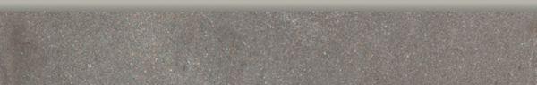 Grès cérame Cinca Factory taupe mat plinthe 8x50cm 8821ROD