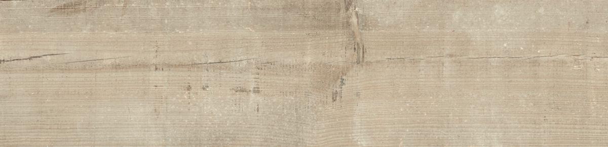 Carrelage sol intérieur grès cérame Imagine Vintage white - 24x99 cm