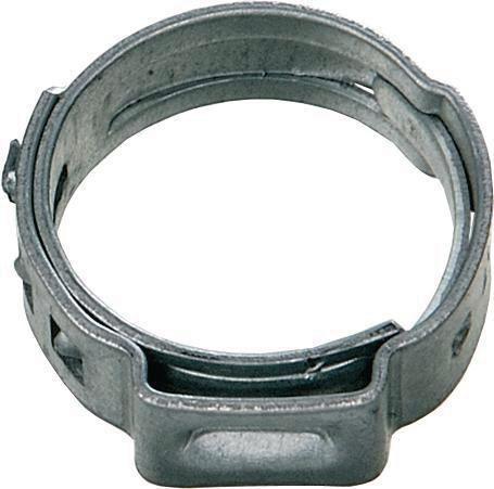 fréquent achat original vraie qualité Collier à pince pour tuyau 6,3 x 11 diamètre : 6,3x11 371015 15 pce sur  carte Réf.371015/682107