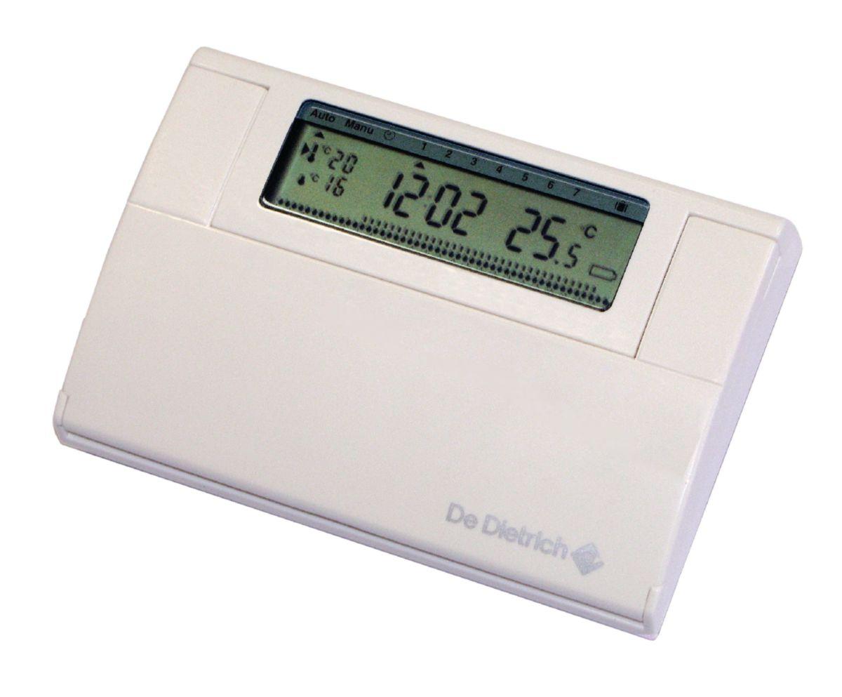 Thermostat Digital Programmable Colis Ad 247 Rf 100012645 De