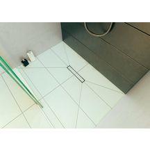 Caniveau douche à l'italienne Venisio Slim - 300 mm