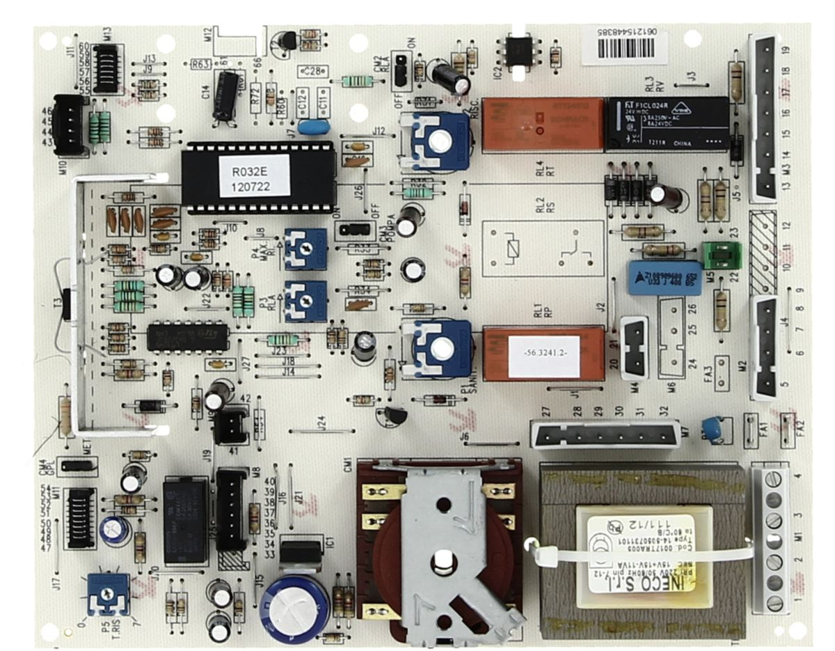 Circuit imprimé modulation Réf. SX5632410