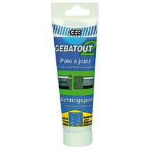 GEBATOUT 2 pâte à joint tube pegboardable de 125ml réf 103981