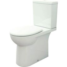 Pack WC Sérénité surélevé sans bride avec abattant frein de chute
