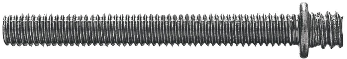 Patte à Vis métal M5x60 mm - 20 pièces, réf. 533587