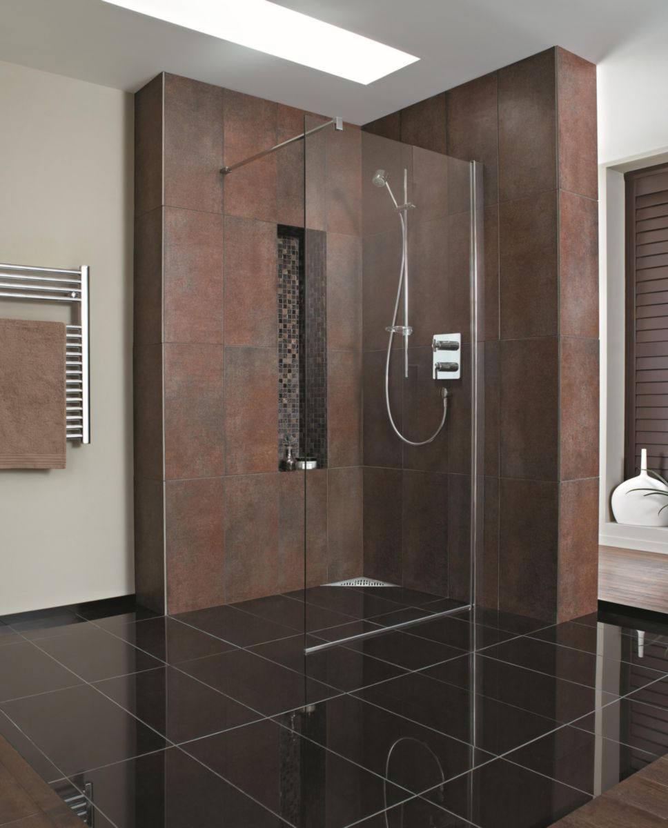 Salle De Bain Kramer ~ paroi de douche fixe connect 120cm ajustement 1154 1177 mm