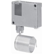 Thermostat antigel pour la surveillance de la temp�rature d'air R�f. BPZ:QAF81.6