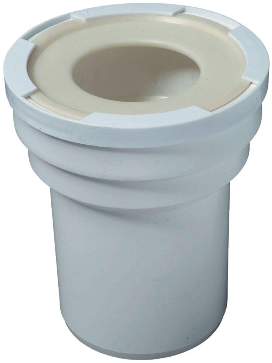 Manchon droit WC à coller réf. 70720086