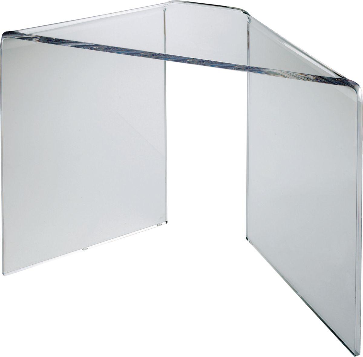 Siège d\'angle indépendant transparent réf L1900872 - LEDA ...