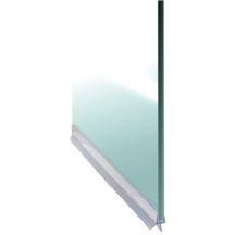 joint bas de porte de douche double l vres translucide tui baguette 1 m tre pour verre 5. Black Bedroom Furniture Sets. Home Design Ideas