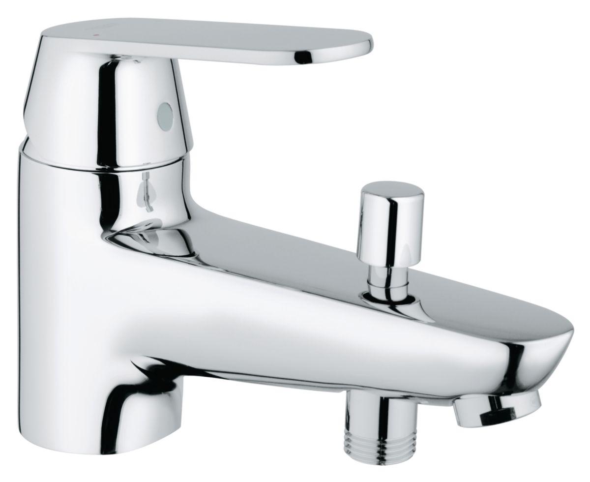 Mitigeur bain douche Bauedge monotrou C2 réf 23562000 - GROHE ...