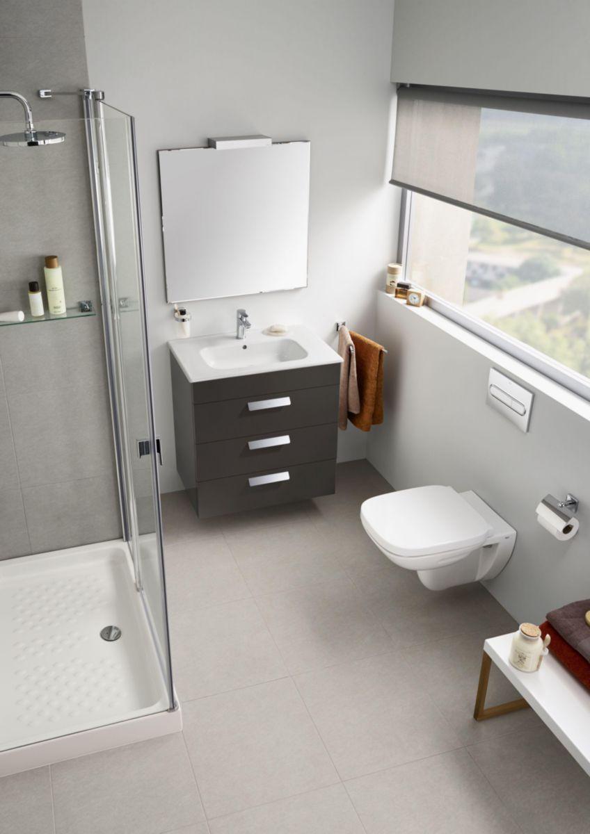roca receveur de douche poser c ramique italia 1200 x. Black Bedroom Furniture Sets. Home Design Ideas