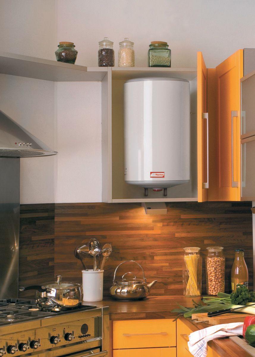 Chauffe-eau électrique sur évier Thermor petite capacité 30 litres 2,0 kW classe énergétique C réf. 231020