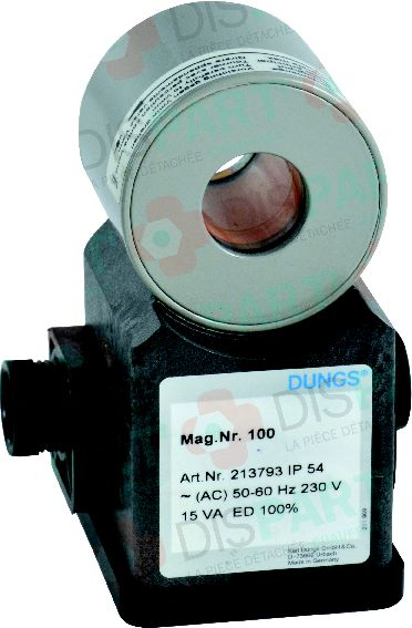 Bobine N° 100 230VAC IP54 Réf. 214206