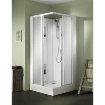 Cabines de douche douche sanitaire cedeo for Porte douche plexiglas
