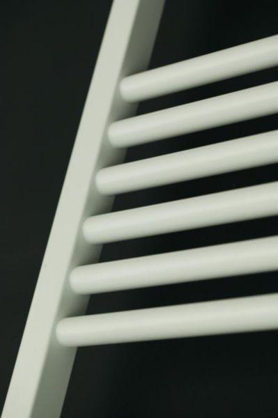 Sèche-serviettes PRIMEO 2 eau chaude 1658 x 600 mm blanc 871 watts